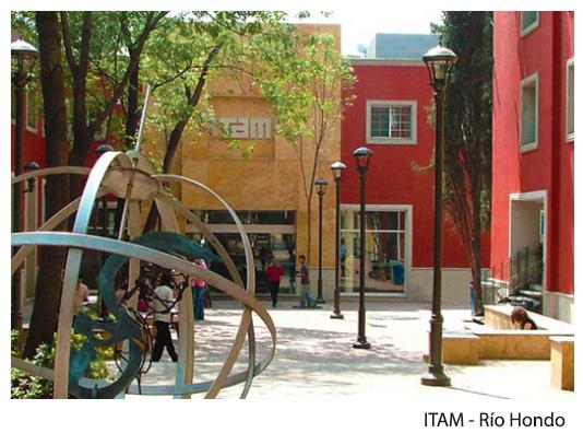 ITAM, Río Hondo