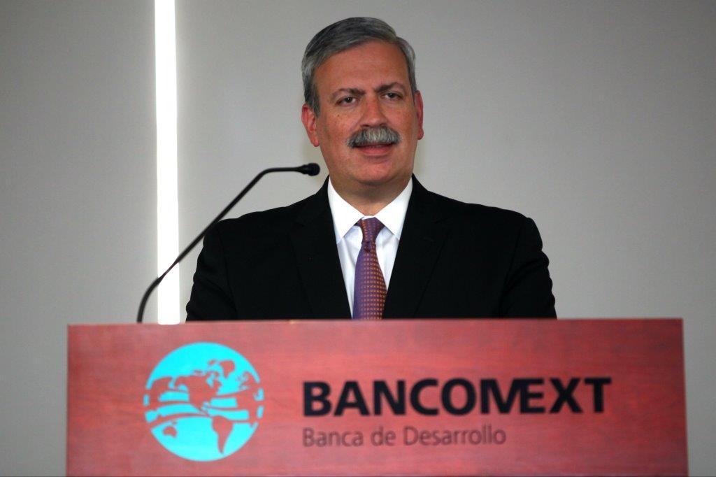 Resultado de imagen para Director de bancomext  ó Francisco González Díaz, foto