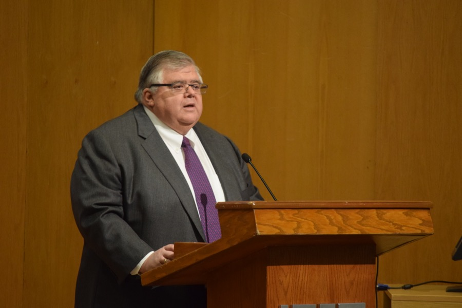 Dr. Agustín Carstens, Governor of the Bank of Mexico