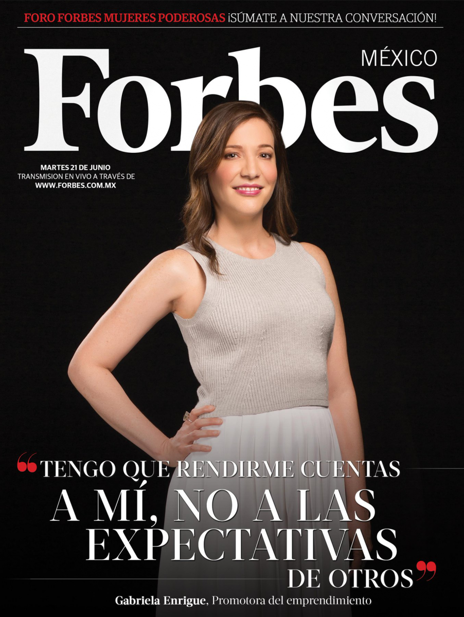 Alumnae among Forbes's list of 100 most powerful women in Mexico for 2016